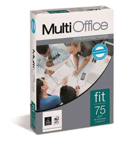 Multi Office 75 g/qm A4 ungeriest